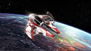 Spaceship 2200x1236 wallpaper