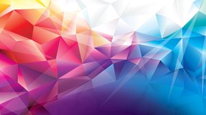 Abstract Artistic Colorful Shapes 3840x2160 Wallpaper
