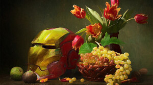 Digital Painting Fan Art Iron Man ArtStation Oliver Wetter 2230x1576 Wallpaper