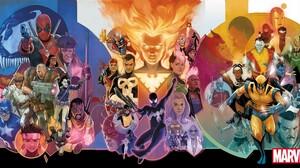 Beta Ray Bill Bishop Marvel Comics Black Widow Cable Marvel Comics Captain America Cloak Marvel Comi 2742x1404 Wallpaper