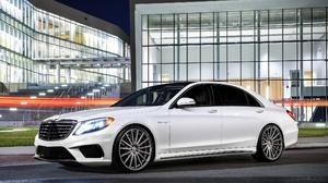 Car Luxury Car Mercedes Benz Mercedes Benz S Class 2200x1434 wallpaper