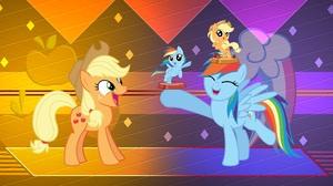 TV Show My Little Pony 4096x2160 Wallpaper
