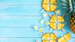 Fruit Pineapple Still Life 6000x4000 Wallpaper