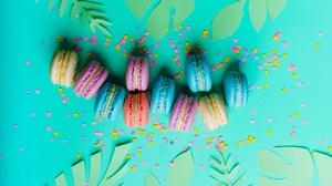 Macaron Sweets 2712x1731 Wallpaper