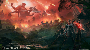 The Elder Scrolls Online The Elder Scrolls Online Blackwood RPG Video Games PC Gaming 2021 Year 3840x2160 Wallpaper