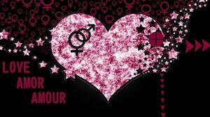 Amour Artistic Heart Love Purple 1920x1200 Wallpaper