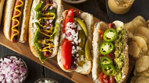 Hot Dog 4898x3265 Wallpaper
