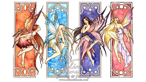 Fantasy Fairy 1920x1200 Wallpaper