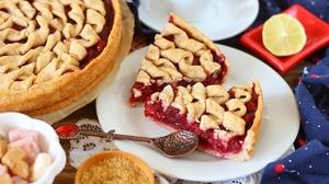 Baking Dessert Pie Still Life 5184x3456 Wallpaper