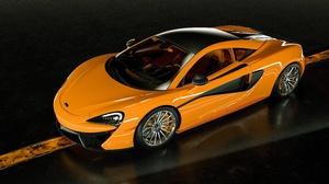 Car Mclaren Mclaren 570s Orange Car Sport Car Supercar Vehicle 3840x2160 wallpaper