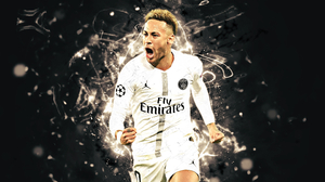 Brazilian Neymar Paris Saint Germain F C Soccer 2880x1800 Wallpaper