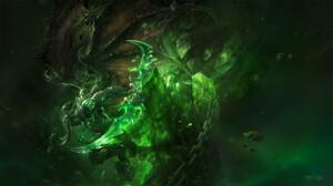 Illidan Stormrage Night Elf World Of Warcraft 1920x1080 Wallpaper