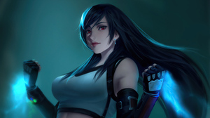 Final Fantasy Tifa Lockhart 3840x2160 Wallpaper