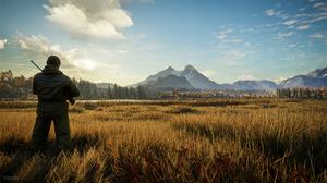 Thehunter Video Game Nature 3840x2160 Wallpaper