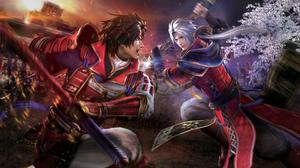 Anime Samurai Video Game Warrior 2880x1800 Wallpaper