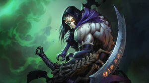 Fan Art Darksiders 2560x1600 Wallpaper