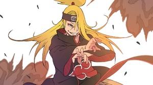 Deidara Naruto Akatsuki Naruto 1920x1696 Wallpaper