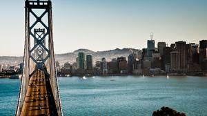 Bay Bridge San Francisco 2560x1600 Wallpaper