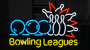 Neon Sign Neon Sign Photography Bowling 1920x1178 Wallpaper