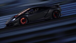 Lamborghini Sesto Elemento Car 1920x1080 Wallpaper