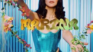 Women Singer Marina Diamandis Marina And The Diamonds 3000x3000 Wallpaper