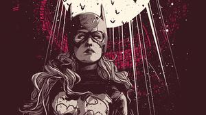 Batgirl Dc Comics Girl 3508x1973 Wallpaper