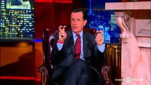 Stephen Colbert 1920x1080 wallpaper