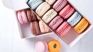 Macaron Sweets 6016x4016 Wallpaper