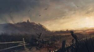 Video Game A Plague Tale Innocence 2560x1440 wallpaper
