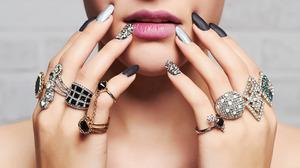 Girl Hand Jewelry Ring Woman 1920x1200 Wallpaper