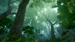 Dragon Age Inquisition RPG Trees Video Games 3840x2160 wallpaper
