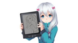 Sagiri Izumi 2250x1500 Wallpaper