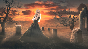 Witch 5000x2813 Wallpaper