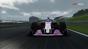 F1 2018 Force India Force India Vjm11 Formula 1 Vehicle 2560x1440 wallpaper