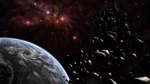Sci Fi Planet 1680x1050 Wallpaper