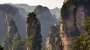 Zhangjiajie National Park China Landscape 1920x1280 wallpaper