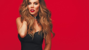 Anna Sedokova Lipstick Long Hair Redhead Singer Ukrainian 2065x1541 Wallpaper