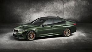 Luxury Car Sedan Green Car Car 3840x2160 Wallpaper