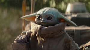Baby Yoda Star Wars 1920x1080 Wallpaper