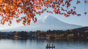 Fall Landscape Japan 2000x1334 Wallpaper