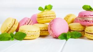 Macaron Sweets 6016x4000 Wallpaper
