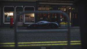 McLaren McLaren P1 Hypercar Forza Forza Horizon 4 Video Games Car 1920x1080 Wallpaper
