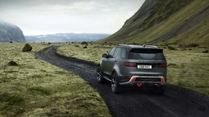 Car Land Rover Land Rover Discovery Sport Suv Silver Car Vehicle 4096x2435 Wallpaper