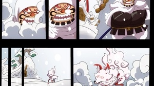 Gyukimaru One Piece Onimaru One Piece 2916x2008 Wallpaper