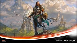 Gideon Battle Forged Gideon Magic The Gathering Magic Origins Magic The Gathering Planeswalker Magic 1920x1080 wallpaper