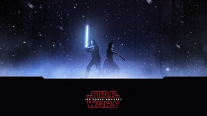 Finn Star Wars Lightsaber Rey Star Wars Star Wars Star Wars Episode Vii The Force Awakens 5120x2880 Wallpaper