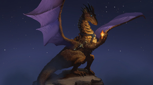 Dragon 1920x1541 wallpaper