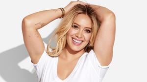 Actress Singer Smile Blonde Hazel Eyes Face American 4350x2447 Wallpaper