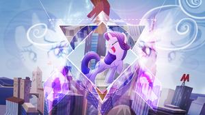 My Little Pony Rarity My Little Pony Vector 2560x1600 Wallpaper