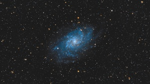 Galaxy Space Stars 4233x2790 Wallpaper